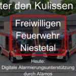 Hinter den Kulissen der Feuerwehr Niestetal
