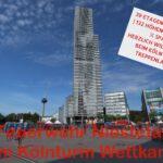 Die Feuerwehr Niestetal beim Kölnturm-Treppenlauf